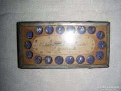 Zsebóra cilinderek (tamponok)