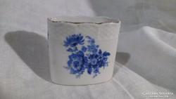 Meissen porcelán fogvájótartó
