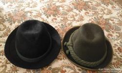 2 db férfi ZAPF - kalap