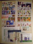 1986 Postatiszta teljes év (6500)