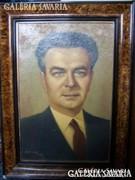 Homan Károly (1894-1972): Férfiképmás