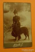 Fotó, 1907. Németh József debreceni fényképész műhelyéből