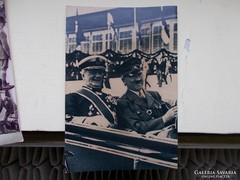 WW2, Foto,Hitler,Horthy