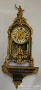 Hatalmas,különleges antik boulle óra!