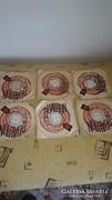 Qualiton lemez 6 darab