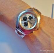 Gyönyörű Jacques Lemans chronograph katonai óra