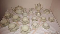 28 db-os Schalggenwald kavés és teás készlet