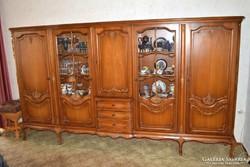Warrings 303x171x45cm nagy nappali szekrény