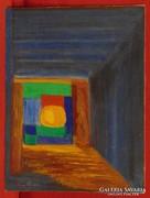 Alma Knapke / Enteriőr - Igényes műalkotás a 60-as évekből