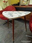 Angol retro kávézó asztal