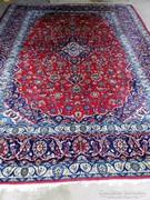 Csodálatos Kézi Iráni Isfahan Perzsa szőnyeg