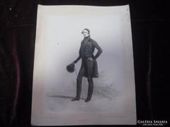 Paul  Kolonuof  francia rézkarc