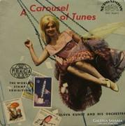 A Carousel of Tunes -Vinyl Single Supraphon bakelit lemez