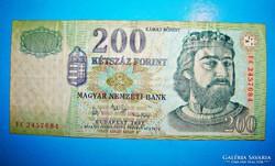 200 FORINT 2007