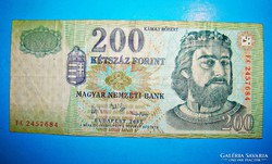 KÉTSZÁZ  FORINT 2007