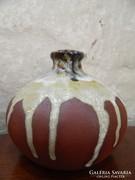 Német retro iparművész kerámia váza