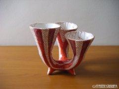 Gorka Géza art deco kerámia váza