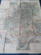 1927  Nagy méretű Térkép