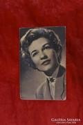 Vass Éva - postatiszta képeslap