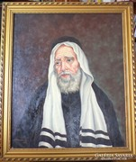 Szennik György : Rabbi portré