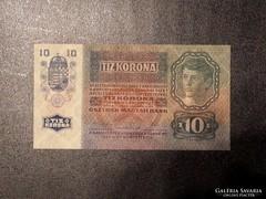 10 korona 1915 unc