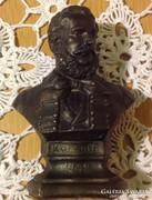 Kossuth Lajos 1848 bronz büszt