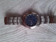 KIÁRUSÍTÁS! Titanium japán használt óra
