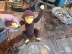 Antik kulcsos majom játék