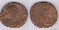Faustina Junior 147-175., Sistertius, 22,75 gr