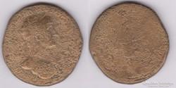 Hadrianus 117-138, Sestertius, 26,43 gr.