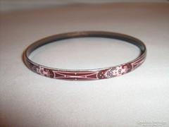 Régi Michaela Frey karperec és gyűrű