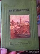 Skót képes Új Testamentum - 100 éves ritkaság!