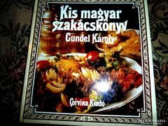 Kis magyar szakácskönyv Gundel