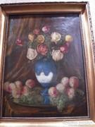 Molnár Z János 2db festménye
