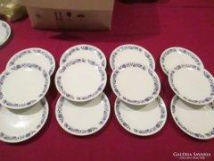 6 db Mitterteich süteményes tányér 19 cm
