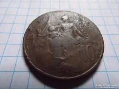 10 Centimes 1916  !! ( 2 )