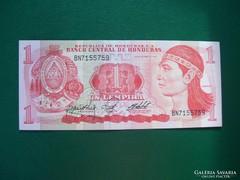 Honduras 1 Lempira 1984.10.18 UNC.