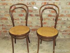 Antik Thonet székek 2db