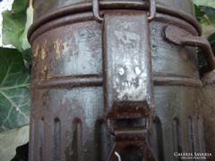 II. világháborús német gázhenger