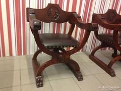 SAVANAROLA antik székek