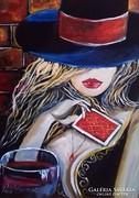 --- Pető Csenge:Kártyajátékos CSAK 3 NAPIG!!!! .----