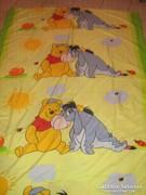 Csodaszép vintage eredeti Disney Winnie Pooh paplanhuzat