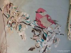 5 részes csodaszép madaras ágynemű
