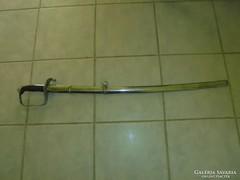 Horthy korabeli kard szép állapotban