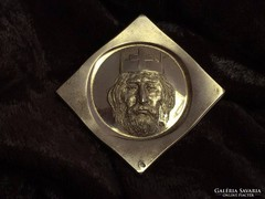 Ezüst István király csegely