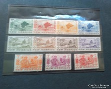 New Hebrides 1953.