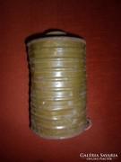 Világháborús gázálarc szűrő szelence
