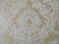 Csodálatos barokk mintás pamut / brokát ágynemű