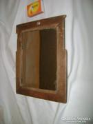 Réges-régi kis falitükör
