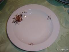 Hollóházi mély tányér